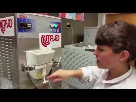 G20: gelato & sorbet batch-freezer