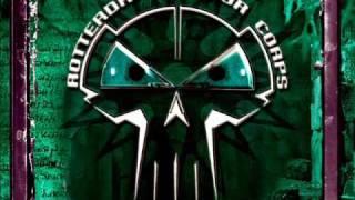 Rotterdam Terror Corps - Bass Be Louder (ALBUM VERSION)