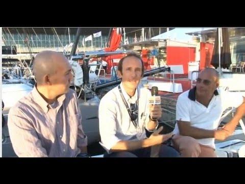 A bordo di Italia Yacht 13.98 con Franco Corazza