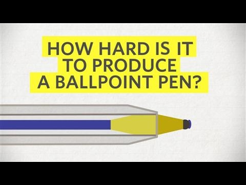 What Took China So Long to Master Ballpoint Pens?