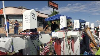El Paso Strong Memorial Video- 1 Year Anniversary of August 3, 2019 mass shooting.