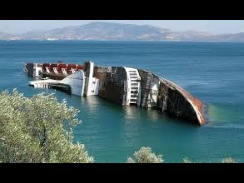 CREEPIEST Abandoned Ships