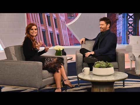 Joanna Garcia Swisher on Husband Nick Swisher
