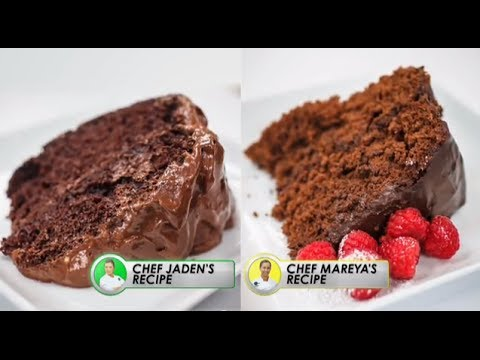 Recipe Rehab Season 1, Episode 13: Chocolate Cake