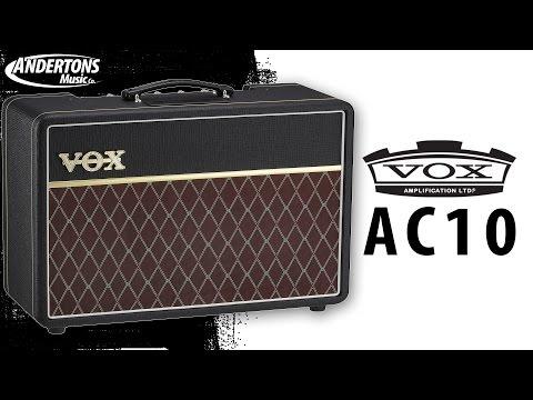 Vox AC10 Guitar Amp Review