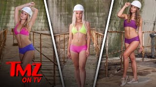 Nuclear Plant Under Fire After Having Interns Do A Bikini Competition | TMZ TV