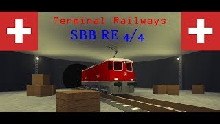 ROBLOX Terminal Railways SBB RE 4/4