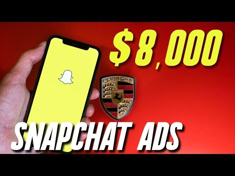 How To Create A Snapchat Ad For Dropshipping | Snapchat  Ads Beginners Tutorial Mp3