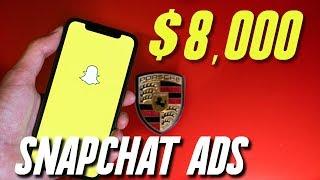 So Erstellen Sie Eine Snapchat-Anzeige Für Dropshipping | Snapchat Ads-Anfänger Tutorial