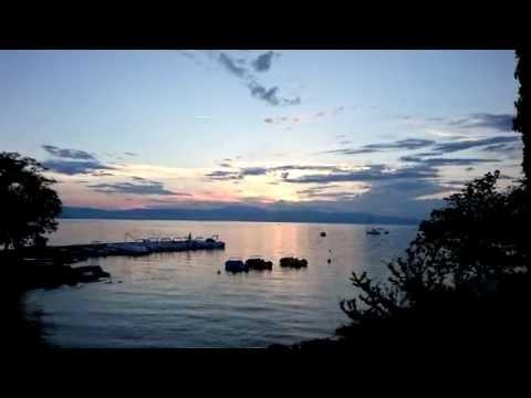 Time-lapse video Njivice Krk, Croatia (Kroatië) Gopro hero 4 & hero 3