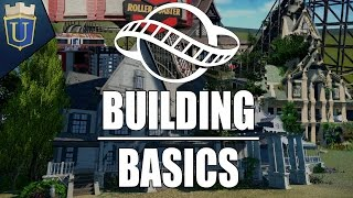 How to Start a Structure | Planet Coaster Tutorial | Building Basics