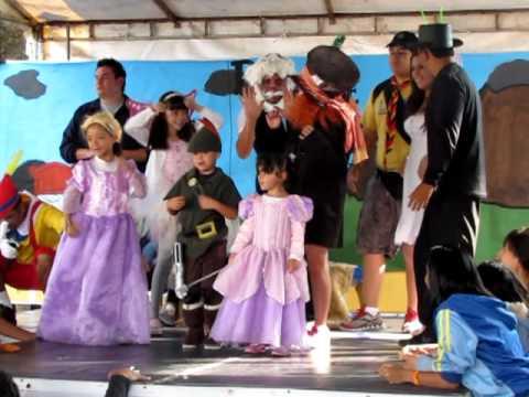 club casablanca satelite concurso de baile con pinocho curso de verano