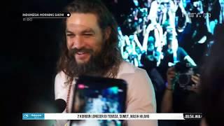 Pemeran Film Aquaman Adakan Jumpa Fans di Manila- IMS