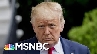 Donald Trump Finds Himself Increasingly Out Of Step With The American People | Deadline | MSNBC