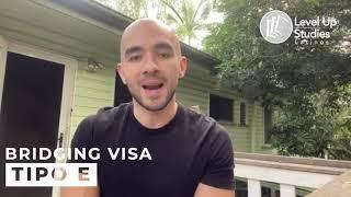 Información relevante sobre la visa 408 y la Bridging Visa E
