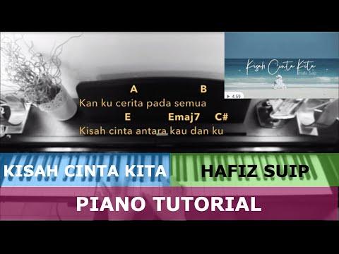 Free Download Cover Dari Ulu - Hafiz Suip  Kisah Cinta Kita (lyrics+chords) Mp3 dan Mp4