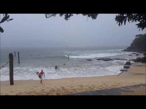 Sydney Harbour Surf
