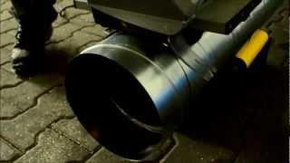 Narzędzia do kanałów wentylacyjnych Alnor   Ventilation duct tools