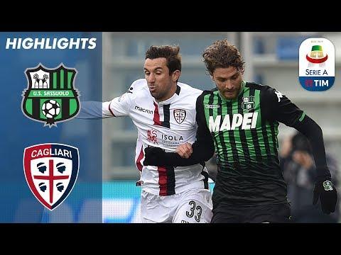 Sassuolo 3-0 Cagliari | Sassuolo Cruise to Victory! | Serie A