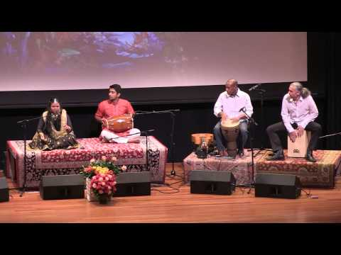 NYC Skirball Centre featuring Anandita Basu - Culture of the Spirit Tour USA