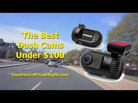 The Best Dash Cams Under $100