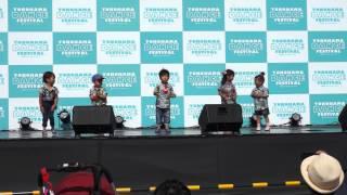 2015/7/11 @横浜赤レンガ倉庫.