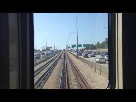 CTA Blue Line Addison to Irving Park