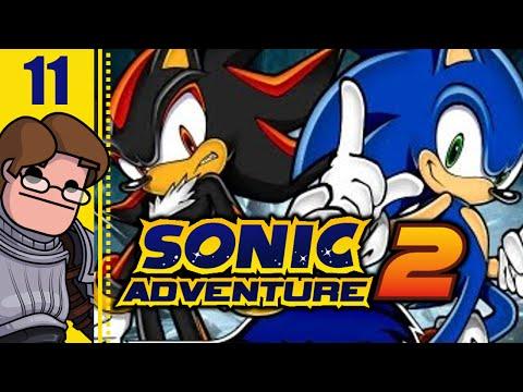 Let's Play Sonic Adventure 2 Part 11 - Sonicario Galaxy