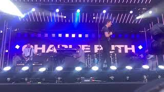 Jimmy Kimmel Live (Mini Concert of Charlie Puth)