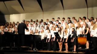 Area Chorus~ Ma Bella Bimba ~ 4-13-13