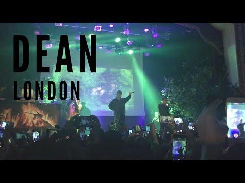 DEAN - Pour Up (London 2018)