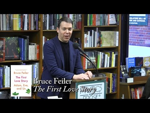 "Bruce Feiler,  ""The First Love Story"""