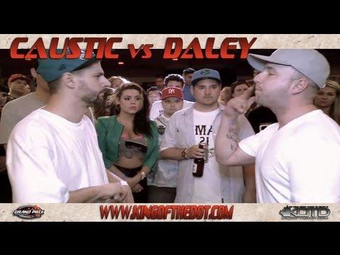 KOTD - 2012 Grand Prix R3 - Caustic vs Daley