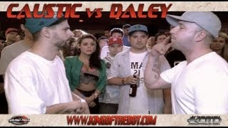 KOTD - 2012 Grand Prix R3 - Caustic vs Daley