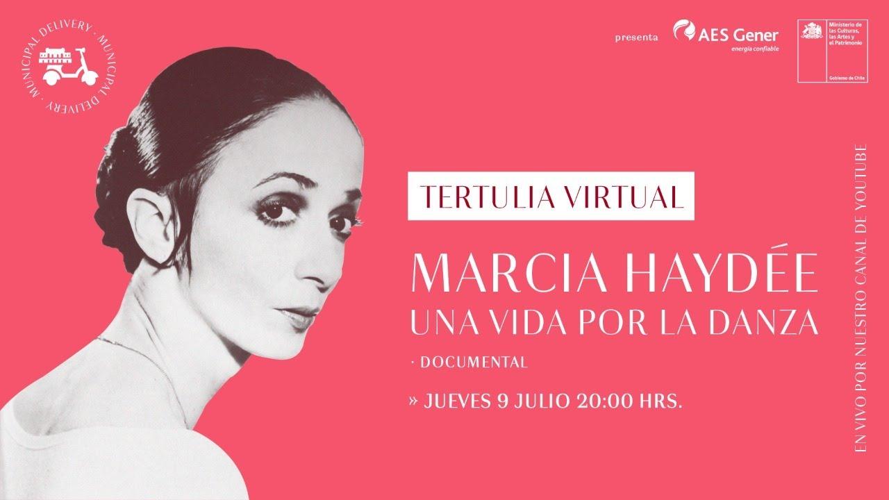 Tertulia de Ballet | Marcia Haydée: Una vida por la danza