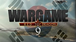 Wargame Red Dragon - Campaign - Busan Pocket - Part 9 - Let's Play Gameplay Walkthrough