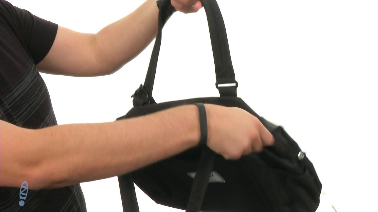 fa5da5f5885f Herschel Supply Co. Strand Sprout Diaper Bag SKU  8880454 - YouTube