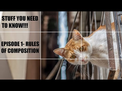 Episode 1- Rules of composition! Take your Photography to the next level! thumbnail