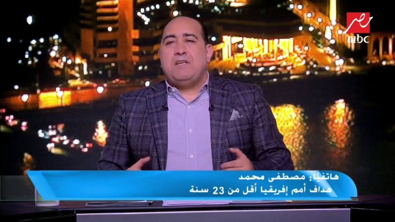 مصطفي محمد: ضربت رمضان صبحي بعد حصوله علي جائزة أفضل لاعب