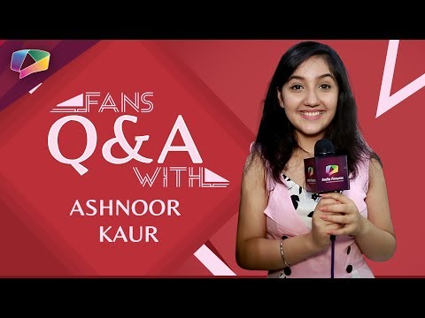 Ashnoor Kaur Answers Fan Questions With India Forums | Exclusive
