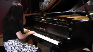 J. Haydn: Sonata in G Major, Hob. XVI:27 - 3rd Movement (Finale)