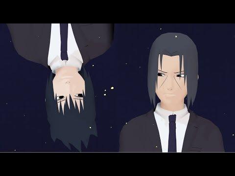 [MMD] Sasuke And Itachi - Demons