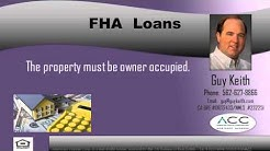 FHA Loan Requirements With Gift Funds In Long Beach CA