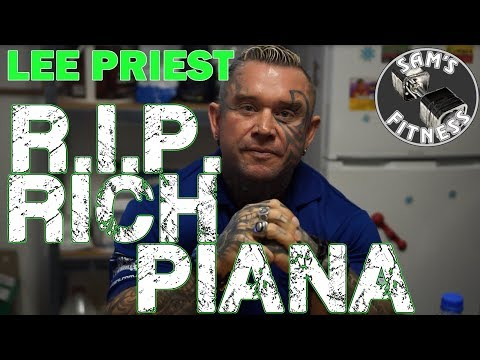LEE PRIEST and RICH PIANA'S Death RIP