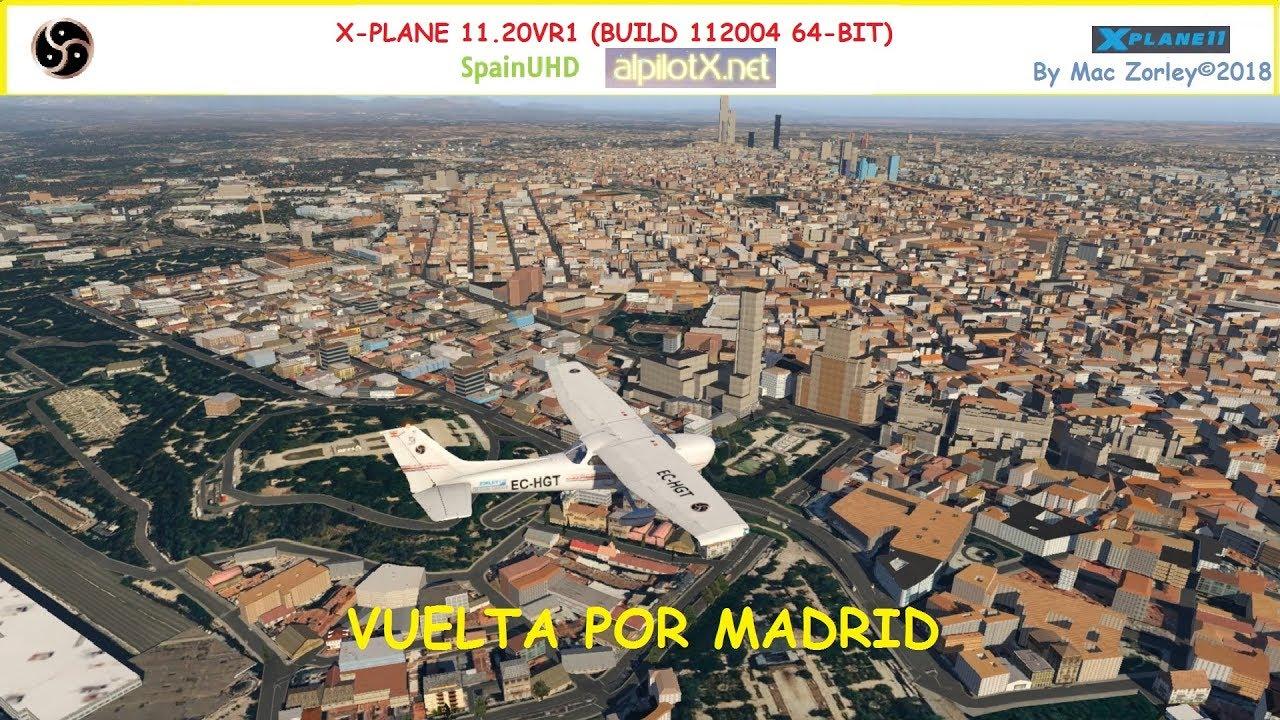 Foro de AirHispania • Ver Tema - Vídeos SpainUHDv2 y HDMesh v4