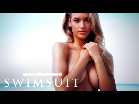 Hannah Ferguson Takes It Off In Tropical Saint Lucia | Intimates | Sports Illustrated Swimsuit