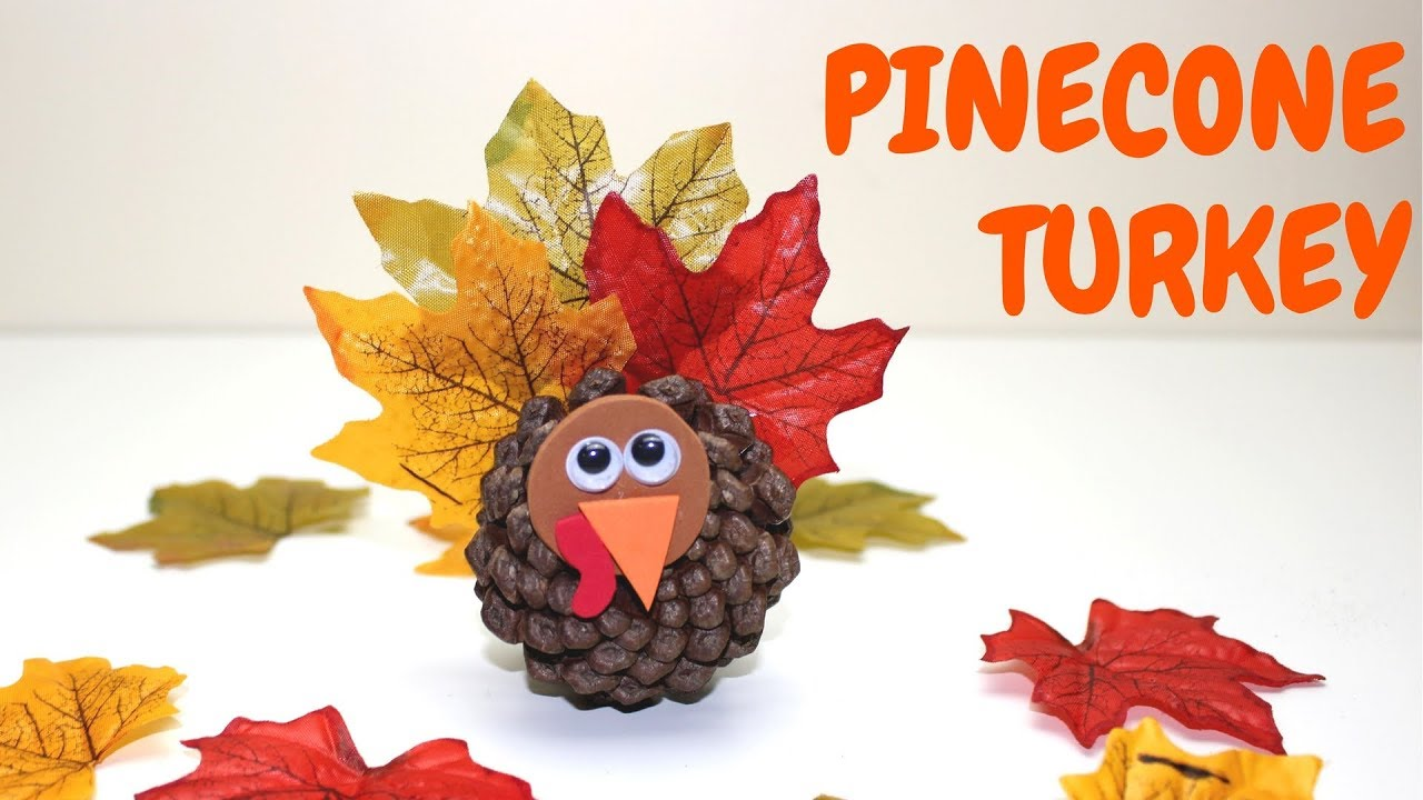 Pine Cone Fall Craft Projects