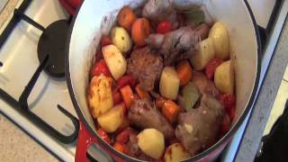 Rabbit Stew Fairys Kitchen