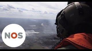 BOMMEN: Zweden gooit bom om bosbrand te blussen