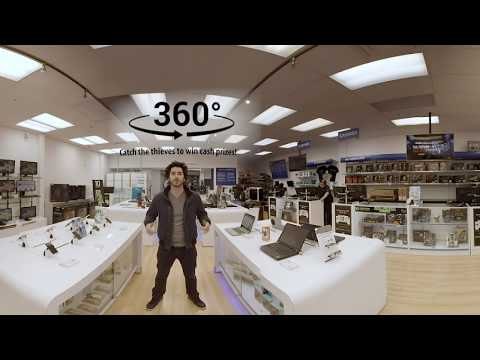 360° Catch Troy's Thieves & Win $1000!